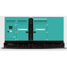 Дизельный генератор Energo (AGG Power) AD 500-T400 C-S (в кожухе)
