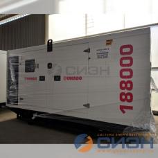 Дизельный генератор Energo (AGG Power) AD 200-T400-S (в кожухе)