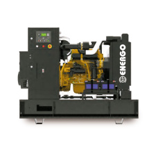 Дизельный генератор Energo (AGG Power) AD 200-T400