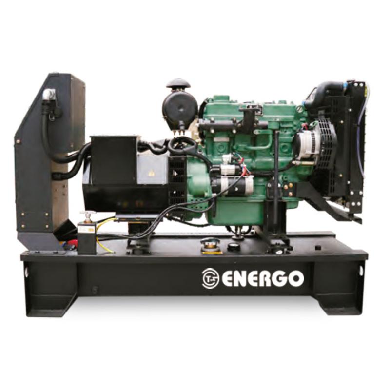 Дизельный генератор Energo (AGG Power) AD 25-230 (мощностью 24 кВт)