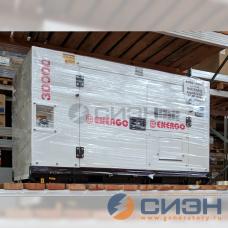 Дизельный генератор Energo (AGG Power) AD 30-T400-S (в кожухе)