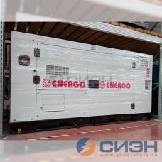 Дизельный генератор Energo (AGG Power) AD 60-T400-S (в кожухе)