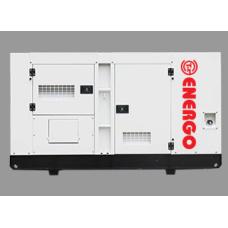 Дизельный генератор Energo (AGG Power) AD 85-T400-S (в кожухе)