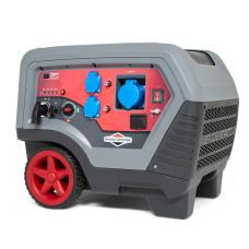 Бензиновый генератор Briggs & Stratton Q 6500 Inverter (инверторный в кожухе)