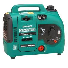 Бензиновый генератор Elemax SHX 1000 R (инверторный в кожухе)