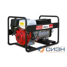 Бензиновый сварочный генератор Energo EB 6.0/230-W220HEMDC