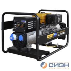 Бензиновый сварочный генератор Energo EB 6.0/230-W220MR