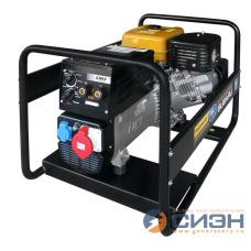 Бензиновый сварочный генератор Energo EB 6.5/400-W220R
