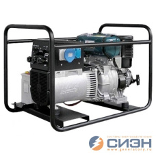 Дизельный сварочный генератор Energo ED 6.0/230-W220MR