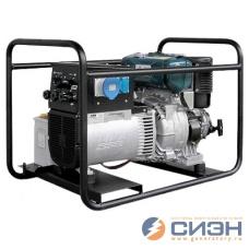 Дизельный сварочный генератор Energo ED 6.0/230-W220MRE