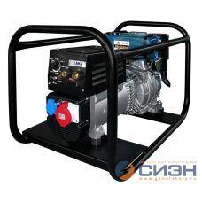 Дизельный сварочный генератор Energo ED 6.5/400-W220R