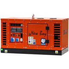 Дизельный генератор Europower EPS 73 DE серия NEW BOY (в кожухе)