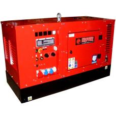 Дизельный сварочный генератор Europower EPS 400 DXE DC (в кожухе)