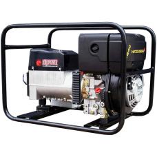 Дизельный сварочный генератор Europower EP 200 DX2 DC