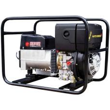 Дизельный сварочный генератор Europower EP 200 DX2E DC