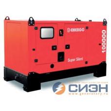 Дизельный генератор Energo (Fogo) EDF 100/400 IV S (в кожухе)