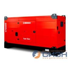 Дизельный генератор Energo (Fogo) EDF 170/400 IV S (в кожухе)