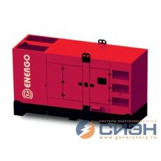 Дизельный генератор Energo (Fogo) EDF 200/400 IV S (в кожухе)