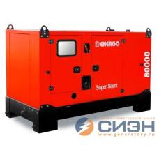 Дизельный генератор Energo (Fogo) EDF 80/400 IV S (в кожухе)