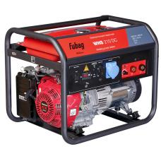 Бензиновый сварочный генератор Fubag WHS 210 DC