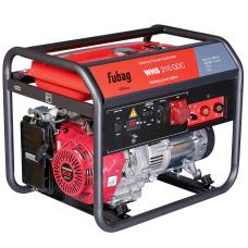 Бензиновый сварочный генератор Fubag WHS 210 DDC