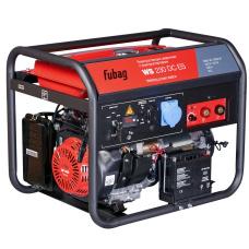 Бензиновый сварочный генератор Fubag WS 230 DC ES