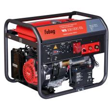 Бензиновый сварочный генератор Fubag WS 230 DDC ES