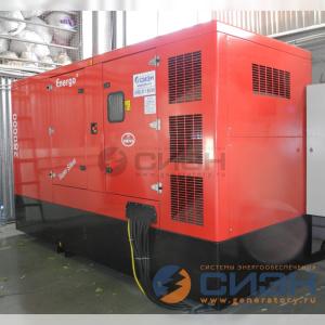 Дизельный генератор Energo (Genelec) ED 280/400 D S (в кожухе)