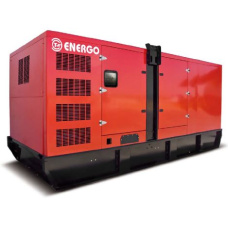 Дизельный генератор Energo (Genelec) ED 750/400 D S (в кожухе)