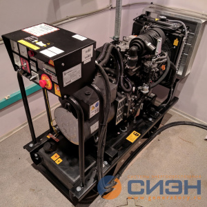 Дизельный генератор Energo (Genelec) ED 13/400 Y