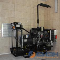 Дизельный генератор Energo (Genelec) ED 20/400 Y