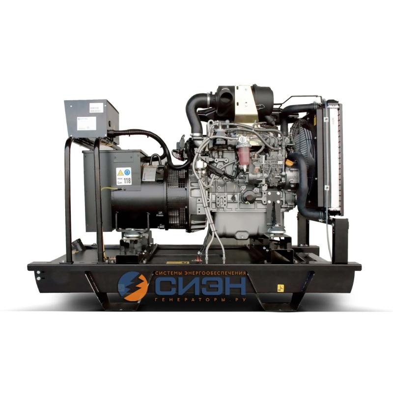 Дизельный генератор Energo ED 35/400 Y (мощностью 27 кВт)