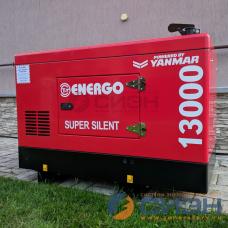 Дизельный генератор Energo (Genelec) ED 13/230 Y SS (в кожухе)