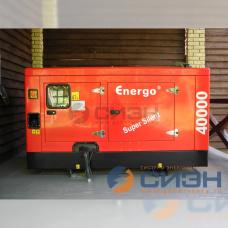 Дизельный генератор Energo (Genelec) ED 40/400 Y SS (в кожухе)