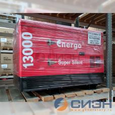 Дизельный генератор Energo (Genelec) ED 13/400 Y SS (в кожухе)