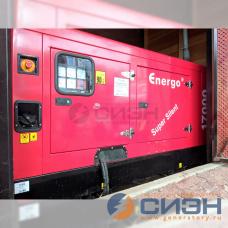 Дизельный генератор Energo (Genelec) ED 17/400 Y SS (в кожухе)