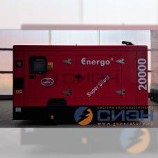 Дизельный генератор Energo (Genelec) ED 20/230 Y SS (в кожухе)