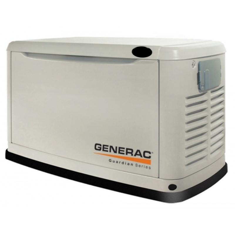 Газовый генератор Generac 6271 / 5916 в шумозащитном кожухе