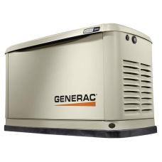 Газовый генератор Generac 7144 (в шумозащитном кожухе)
