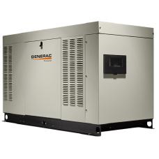 Газовый генератор Generac RG 027 (в шумозащитном кожухе)