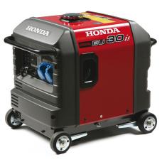 Бензиновый генератор Honda EU 30 iS1 (инверторный в кожухе)