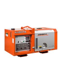 Дизельный генератор Kubota GL9000 (в кожухе)