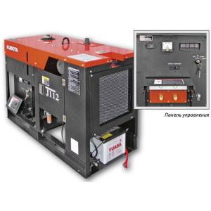Дизельный генератор Kubota J112