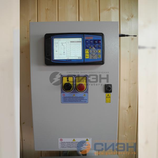 Монтаж автоматики ввода резерва Tecno Elettra TE808
