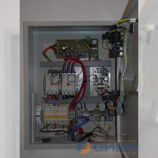 Монтаж АВР БУГ Basic 63 с контакторами Metasol (Ю. Корея)