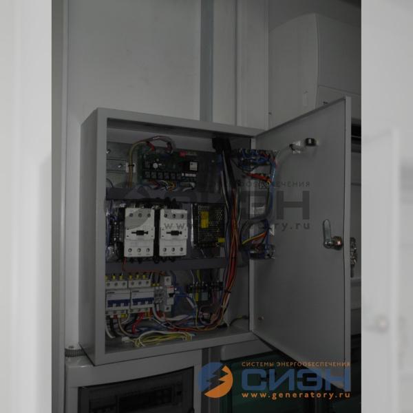 Автоматика запуска для дизельного генератора Aksa APD 33A