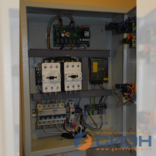 АВР для дизельного генератора ТСС АД-16С-230