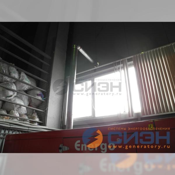 Выхлопная система для ДГУ Energo ED 280/400 D S
