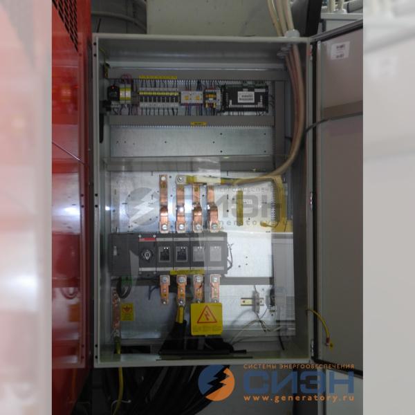 Шкаф АВР Genelec CEC7 для дизель-генератора Energo ED 280/400 D S мощностью 220 кВт (275 кВА)