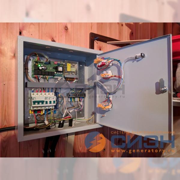 АВР для бензинового генератора Elemax SH 7600 EX-RS